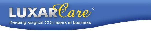 Luxarcare LLC - Keeping your Luxar laser in business